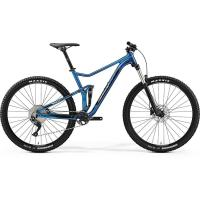 "Велосипед Merida One-Twenty 7.400 Blue (Black) 2019 S(16"")"